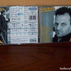 CDs de Música: LUIS NIETO - CD 10 CANCIONES . Lote 72856187