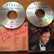CDs de Música: CD BUEN ESTADO ,CD DYANGO CORAZON DE BOLERO (20 TEMAS EN 2 CD'S). Lote 72898339