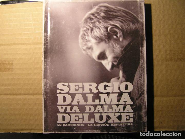 Sergio Dalma Via Dalma Deluxe 22 Canciones Comprar Cds De Música Pop En Todocoleccion 72915867