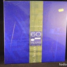 CDs de Música: 60 BLUE NOTE YEARS 1939 / 1999 - 14 BOX SET (PRECINTADO). Lote 72958243