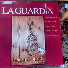 CDs de Música: CD-SINGLE PROMOCION DE LA GUARDIA. Lote 73002395