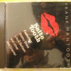 CDs de Música: SUITE TOOTH - FRANK MANTOOTH -SOUN SERVICE - CD. Lote 73007731