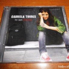 CDs de Música: GABRIELA TORRES NO TAN DISTINTA CD ALBUM DEL AÑO 2009 CONTIENE 11 TEMAS POP ARGENTINA. Lote 73031303