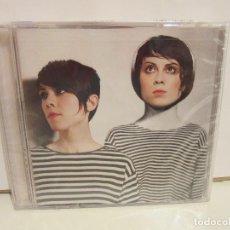 CDs de Música: TEGAN AND SARA - SAINTHOOD - INDIE ROCK - 2009 - USA - SIRE RECORDS - NUEVO. Lote 73055707