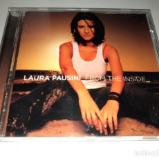 CDs de Música: CD LAURA PAUSINI. FROM THE INSISE. Lote 73060603