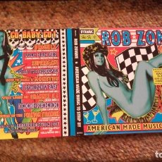 CD di Musica: ROB ZOMBIE , AMERICAN MADE MUSIC TO STRIP BY , CD DIGIPACK. Lote 73076267