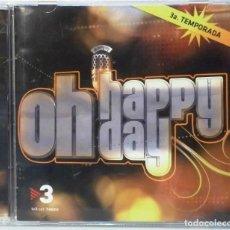 CDs de Música - OH HAPPY DAY - 3ª TEMPORADA - CD - 73160259