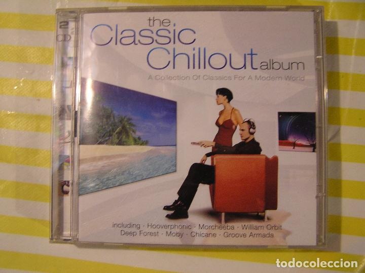 THE CHILLOUT ALBUM - 2001 SONY MUSIC - CD