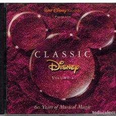 CDs de Música: CD CLASSIC DISNEY - VOLUMEN 1. Lote 73304895