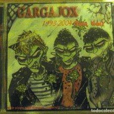 CDs de Música: HIP HOP. GARGAJOX. CD. 1993-2004 PUTA VIDA.. Lote 73452323