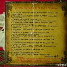 CDs de Música: LOS REVERENDOS-DISTRITO 14-MISSION HISPANA..DENOMINACION DE ORIGEN..PRECINTADO...ARAGON. Lote 73463591