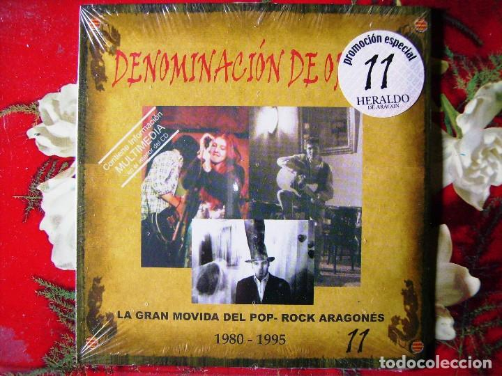 CDs de Música: LOS REVERENDOS-DISTRITO 14-MISSION HISPANA..DENOMINACION DE ORIGEN..PRECINTADO...ARAGON - Foto 2 - 73463591