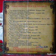 CDs de Música: MAS BIRRAS-LAS NOVIAS-IXO RAI-ESPECIALISTA.DENOMINACION DE ORIGEN.ARAGON...PEDIDO MINIMO 5€. Lote 73463727