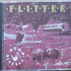 CDs de Música: FLITTER - STOP MISERIA - CD - 1994. Lote 73512387