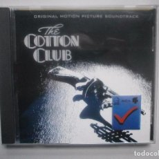 CDs de Música: CD PELICULA THE COTTON CLUB. BSO. Lote 73530895