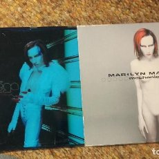 CDs de Música: MARILYN MANSON , OMEGA AND THE MECHANICAL ANIMALS , CD. Lote 73607735