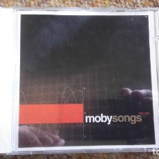 Moby , Songs 1993-1998 , CD
