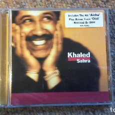 CDs de Música: KHALED , SAHRA , CD. Lote 73653483