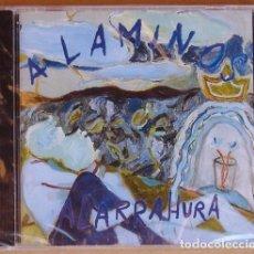 CDs de Música: JUAN MANUEL ALAMINOS - ALARRAHURA (CD) 2002 - PRECINTADO. Lote 73690431