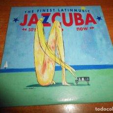 CDs de Musique: THE FINEST LATIN MUSIC JAZCUBA CD ALBUM DEL AÑO 2007 IRAKERE CACHAO PERUCHIN LOS AMIGOS 12 TEMAS. Lote 73702207