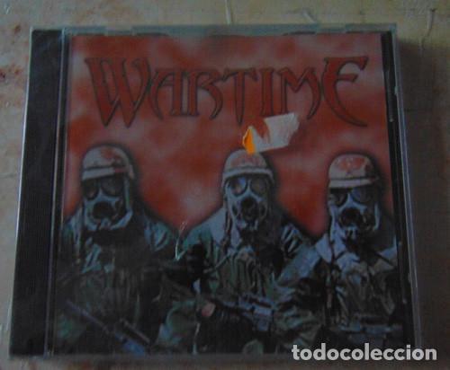 WARTIME - CD ROCKANBOLE PRODUCCIONES - (Música - CD's Heavy Metal)