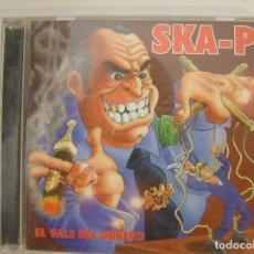 CDs de Música: SKA-P EL VALS DEL OBRERO - BMG ESPAÑA 1996 CD. Lote 73769727