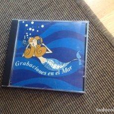 CDs de Música: GRABACIONES EN EL MAR RECOPILACIÓN. Lote 73794661