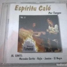 CDs de Música: ESPIRITU CALO POR TANGOS. Lote 73799991