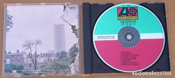 CDs de Música: LED ZEPPELIN - LED ZEPPELIN (CD) - Foto 2 - 73811771