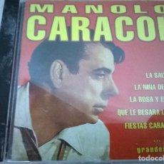 CDs de Música: MANOLO CARACOL. Lote 73812311