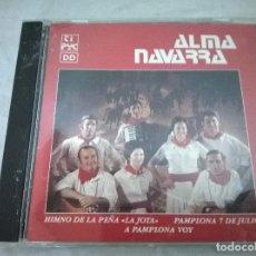 CDs de Música: ALMA NAVARRA . Lote 73812659