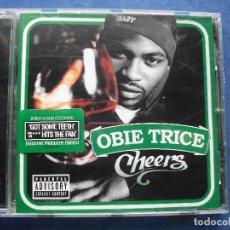 CDs de Música: OBIE TRICE CHEERS CD ALBUM 2003 COMO NUEVO¡¡. Lote 73812679