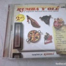 CDs de Música: RUMBA Y OLE. Lote 73812843