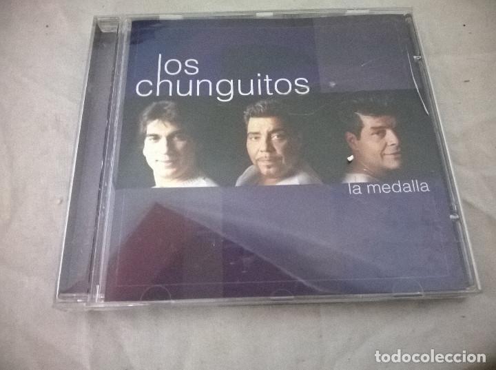 LOS CHUNGUITOS (Música - CD's Flamenco, Canción española y Cuplé)