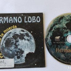 CDs de Música: CD PROMO PROMOCIONAL DE EMISORA DE RADIO HERMANO LOBO PA QUE NO TE MUERDA SINGLE. Lote 73815547
