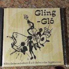 CDs de Música: BJÖRK GUÖMUNDSDÖTTIR & TRIÓ GUÖMUNDAR , GLING-GLÓ , CD. Lote 73845979