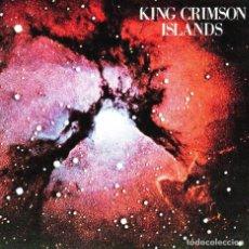 CDs de Música: KING CRIMSON - ISLANDS. Lote 72203265