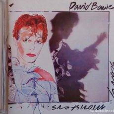 CDs de Música: DAVID BOWIE. SCARY MONSTERS. CD EDICIÓN EMI CON NUEVAS FOTOS EN EL LIBRETO Y REMASTERIZADO. Lote 73863427