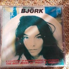 CDs de Música: BJÖRK , THE BEST MIXES OF POST & DEBUT , CD. Lote 73870015