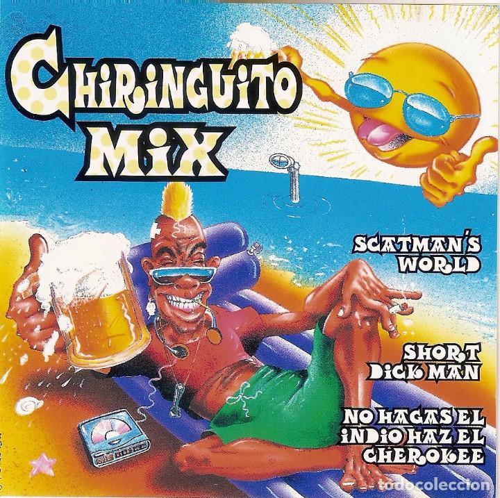 CHIRINGUITO MIX (1995) DANI RECORDS, S.L. ?– ECD-155 RARO Y DIFICIL (Música - CD's Disco y Dance)