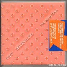 CDs de Música: PET SHOP BOYS ?– VERY RELENTLESS. DOBLE CD EDICION LIMITADA.. Lote 118066264