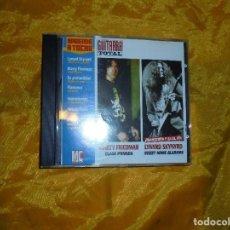 CDs de Música: GUITARRA TOTAL. NUMERO 64. MARTY FRIEDMAN / LYNYRD SKYNYRD. MC EDICIONES. IMPECABLE. Lote 74075127