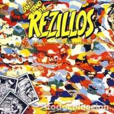 CDs de Música: THE REZILLOS ?– CAN'T STAND THE REZILLOS: THE (ALMOST) COMPLETE REZILLOS . Lote 74136143