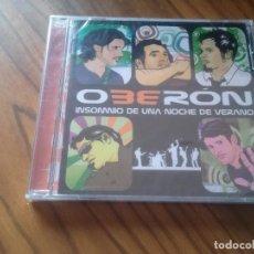 CDs de Música: OBERÓN. INSOMNIO DE UNA NOCHE DE VERANO. CD PRECINTADO SIN ABRIR. . Lote 74137051