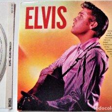 CDs de Música: ELVIS PRESLEY - ELVIS ( CD ) -2º ÁLBUM OFICIAL. Lote 74157899