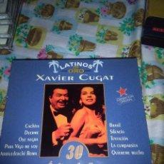 CDs de Música: LATINOS DE ORO XAVIER CUGAT. 30 ÉXITOS DE ORO. DOS CD. MB1CD. Lote 74158871