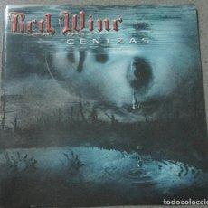 CDs de Música: RED WINE - CENIZAS - CD - 2004. Lote 67548405