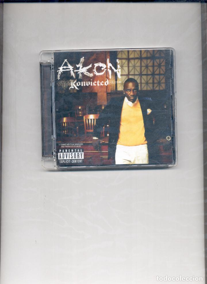 akon konvicted - Buy CD's of Hip Hop Music at todocoleccion - 74177803