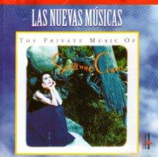 CDs de Música: LAS NUEVAS MÚSICAS: THE PRIVATE MUSIC OF SUZANNE CIANI - 12 TRACKS - EDICIONES EL PRADO 1996. Lote 74193195