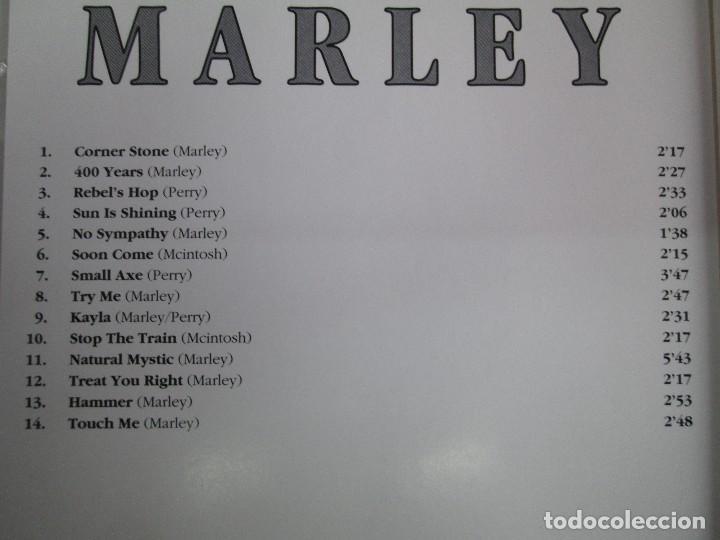 CDs de Música: BOB MARLEY. ESTUCHE CON TRES CD BOX. VER FOTOGRAFIAS ADJUNTAS. - Foto 5 - 74206907